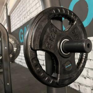 Three-grip disc 10kg