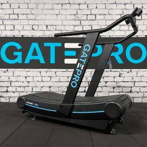 Curved Xtreme-Run treadmill